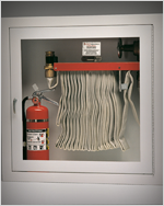 Emergency Lighting, Extinguishers & Hoses